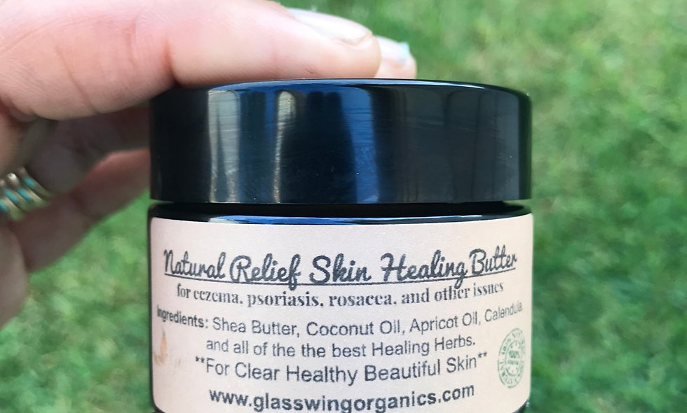 Natural Relief | Skin Healing Butter