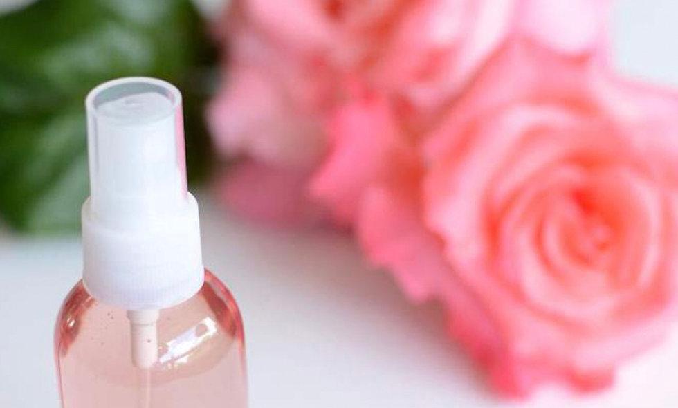 Rose Water Facial Toner 4oz