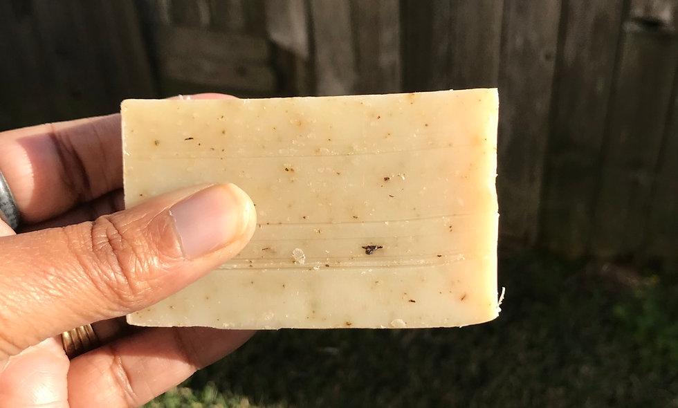 All Natural Rosemary Mint Soap Bar