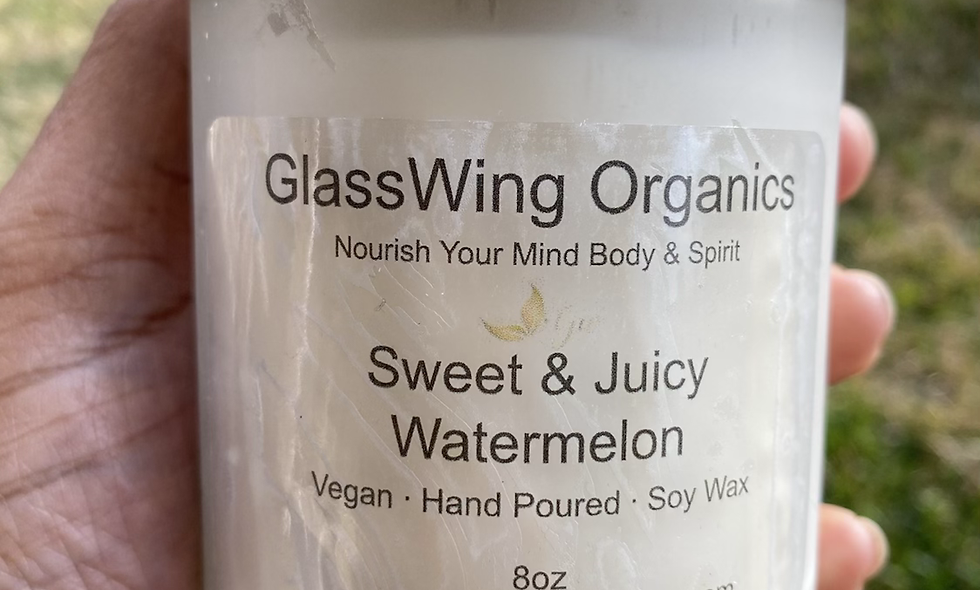 Sweet & Juicy Watermelon Candle