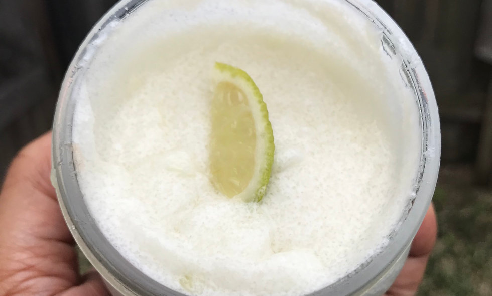 Coconut, Lime & Sugar Face Scrub