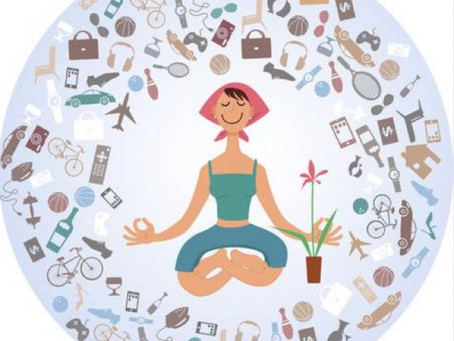 What if the Clutter around you is Blocking your Manifestations?