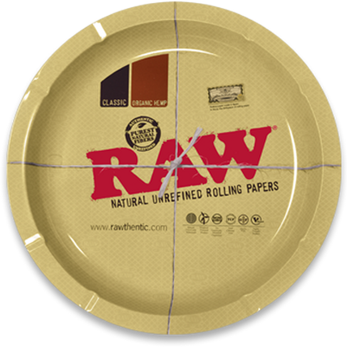 Cenizero RAW