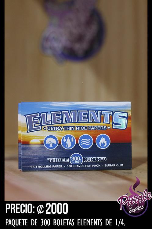 Boletas Elements