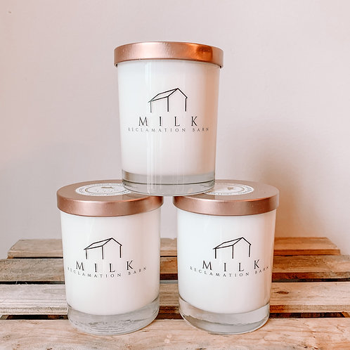 MILK Jar Candle