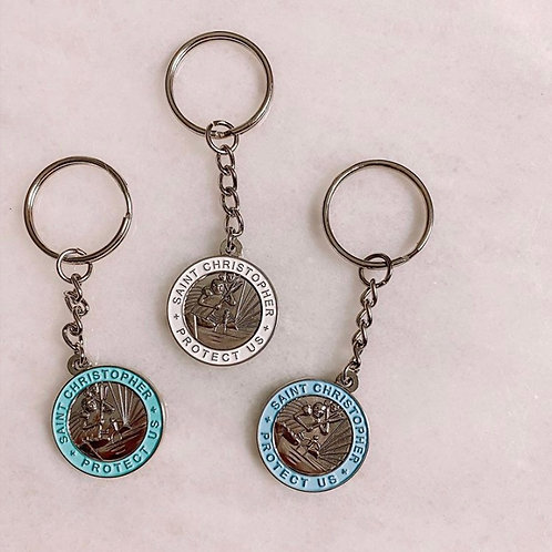St. Christopher Key Chains