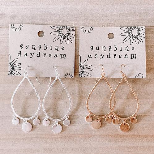 Teardrop Dangle Earring