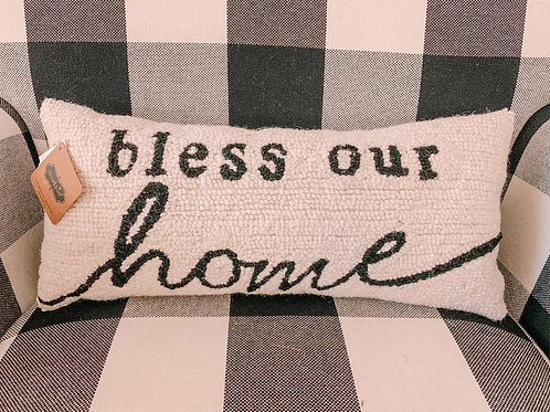 Bless Our Home Pillow
