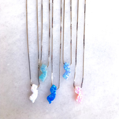 Opal New Jersey Necklace