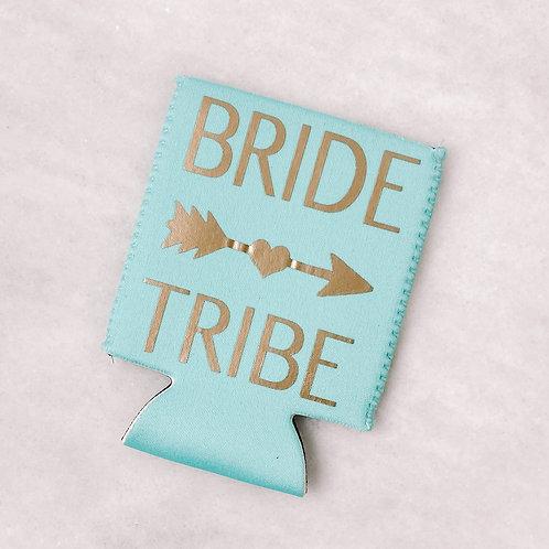 Bride Tribe Drink Koozie