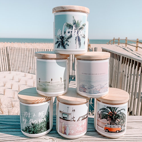 Common Folk Soy Candles