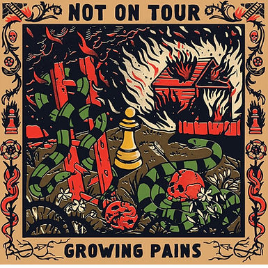 Not On Tour-Growing Pains