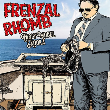 Frenzal Rhomb-Early Model Kooka