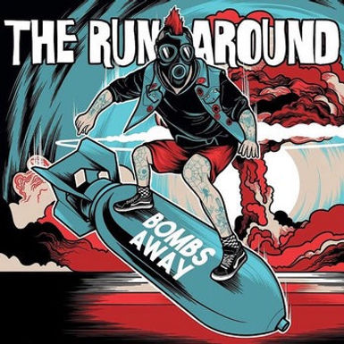 The Run Around - Bombs Away EP/CD/Shirt Bundle Option
