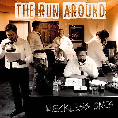 The Run Around - Reckless Ones (CD)