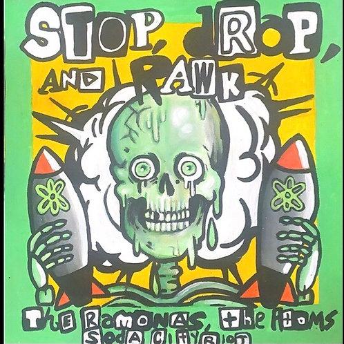 Stop, Drop, and Rawk Sampler