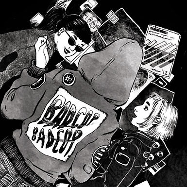 Bad Cop / Bad Cop  Self-Titled  7-inch