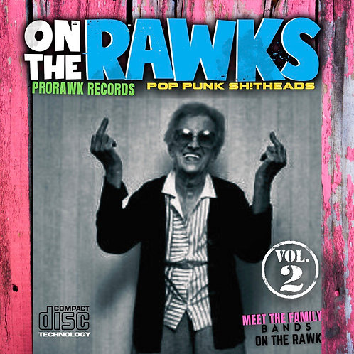 On The Rawks VOL 2/Meet The Fam