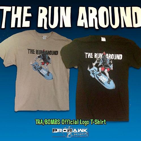 The Run Around - Bombs Away EP/CD/Shirt Bundle Option)