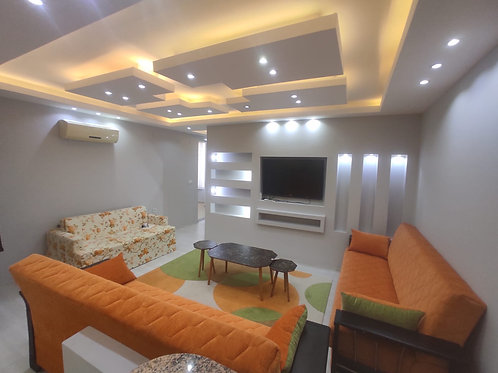 2+1 Apartments with all Activities in  Tosmur, Alanya