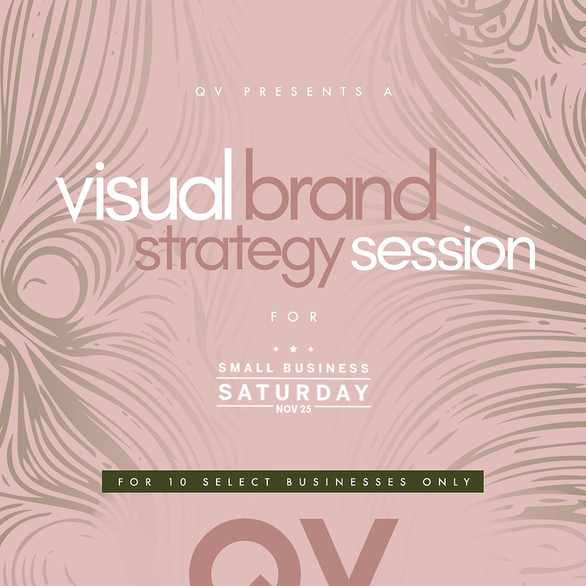 Visual Brand Strategy Session