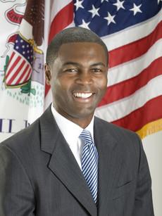 La Shawn K. Ford, Illinois State Representative, 8th Legislative District