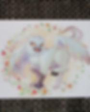 Carte postale Griffe