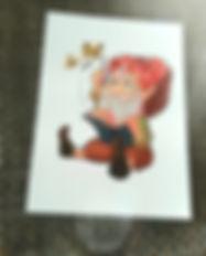 Carte Postale de Tooky