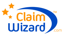 ClaimWizard-Logo-Orange-Blue-Transparent