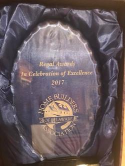2018 HBADE Regal Awards