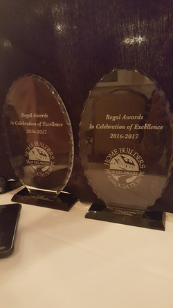 HBADE Regal Awards 2017