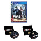 Resident Evil 2 Remake + chargeur à induction - PS4, PC, Xbox One