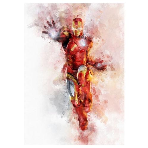 Canvas print Marvel 2 - 60 x 40 cm
