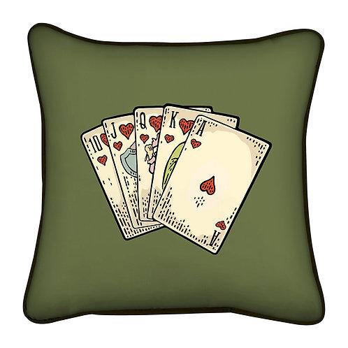 Cushion Poker cards
