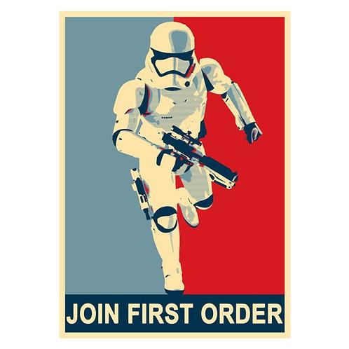 Canvas print Star Wars 100 - 75 x 50 cm