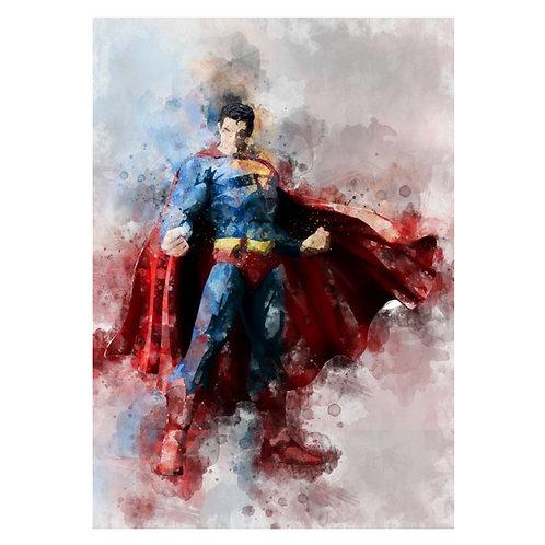 Canvas print Marvel 22 - 75 x 50 cm