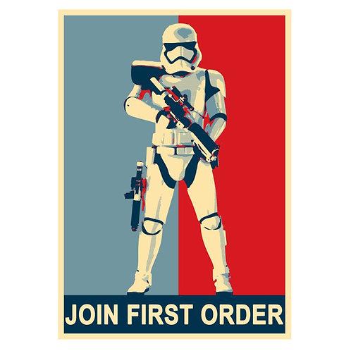 Canvas print Star Wars 99 - 60 x 40 cm