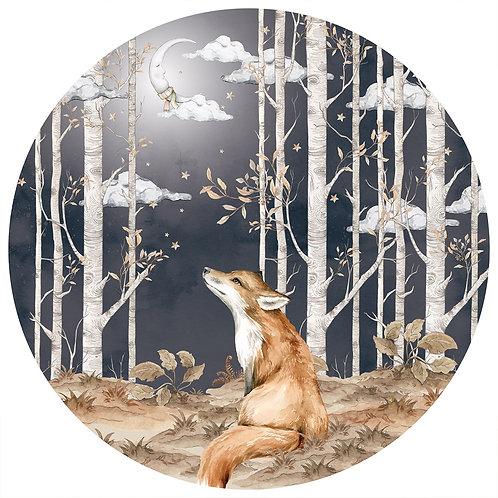 Fox in a Circle L