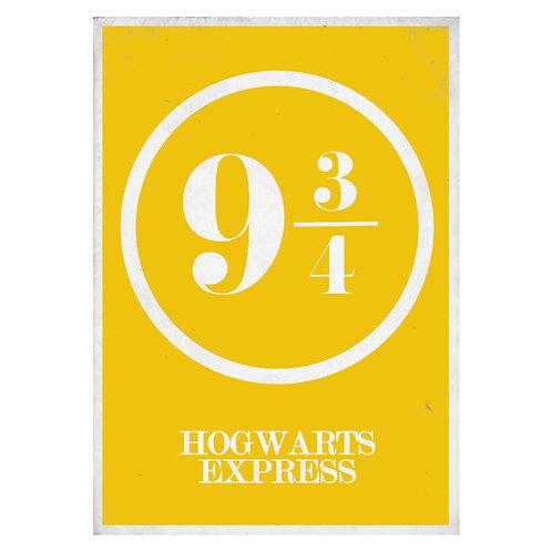 Canvas print Harry Potter 1  - 75 x 50 cm
