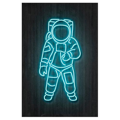 Canvas print Astronaut - 60 x 40 cm