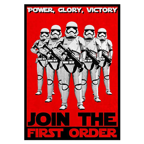 Canvas print Star Wars 32 - 60 x 40 cm