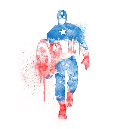 Canvas print Marvel 23 - 60 x 40 cm