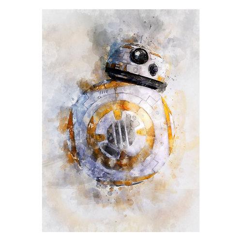 Canvas print Star Wars 39 - 60 x 40 cm