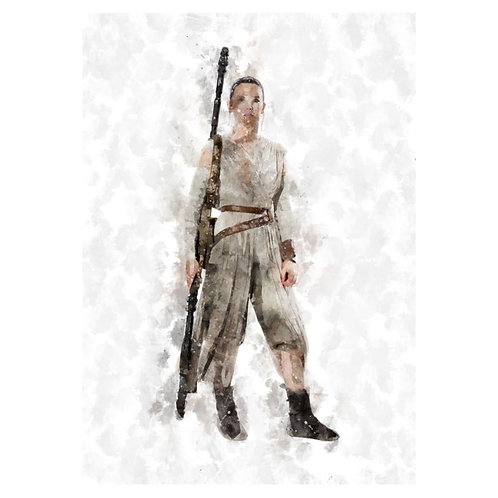 Canvas print Star Wars 3 - 75 x 50 cm