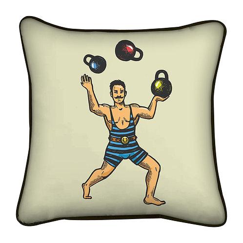 Cushion Circus Strongman