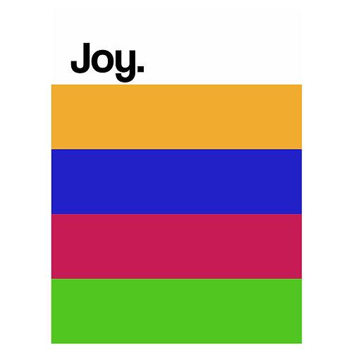Joy-0 30x40cm - fine print