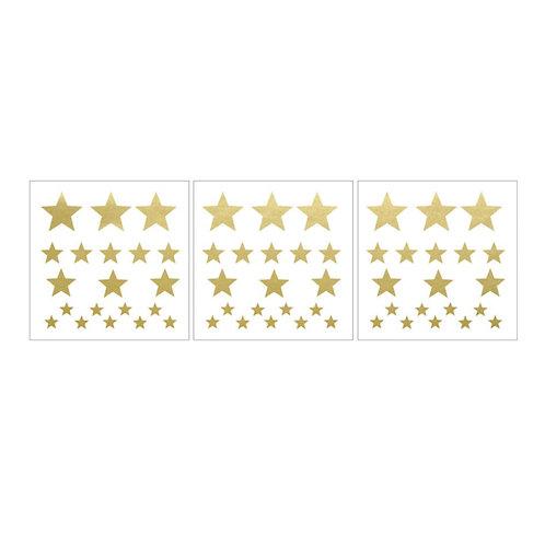 Basic set Gold Stars