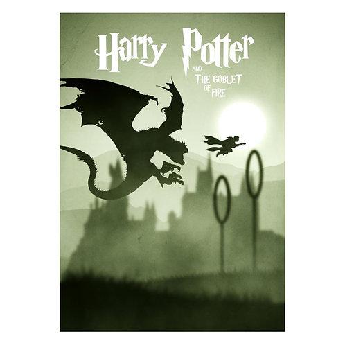 Canvas print Harry Potter 12 - 60 x 40 cm