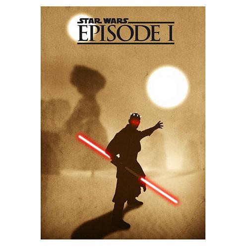 Canvas print Star Wars 58 - 75 x 50 cm