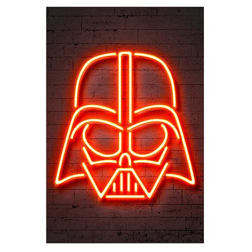 Canvas print Vader - 75 x 50 cm
